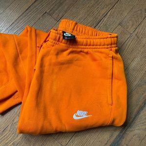 Nike Orange Joggers BV2671-812